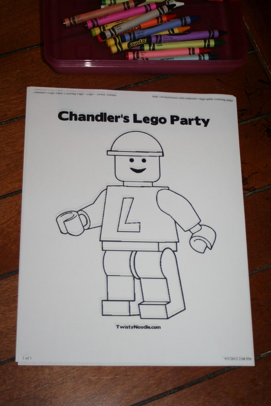 snips u0026 snails chandler u0027s lego party