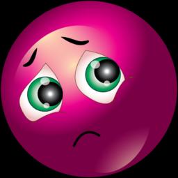 Emoticons Tristes, parte 1