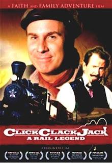 Filme Poster A Lenda de Click Clack Jack DVDRip XviD Dual Audio & RMVB Dublado