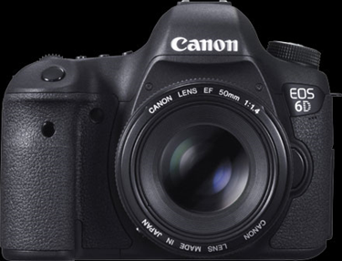Canon EOS 6D Camera User's Manual