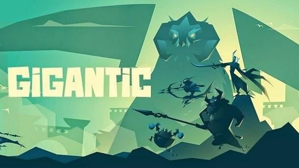 Protega o seu gigante e esmague os inimigos em Gigantic