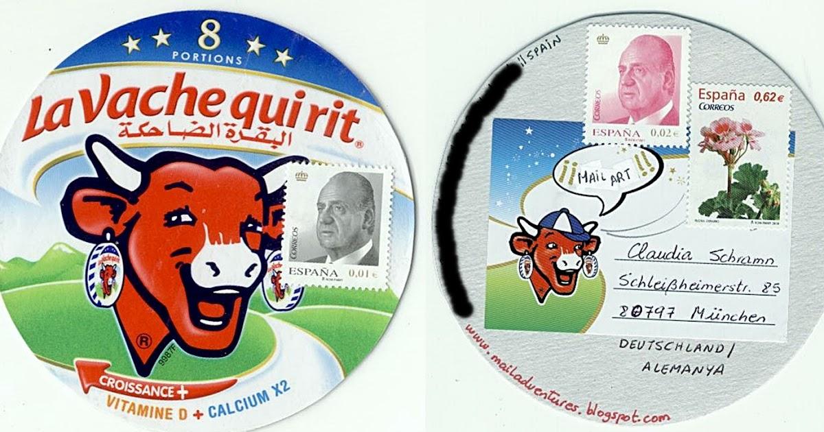 Mail adventures la vache qui rit - Photo la vache qui rit ...