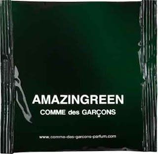 AmazinGreen Comme des Garcons