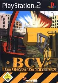 BVC Battle Construction Vechiles Playstation II For PC