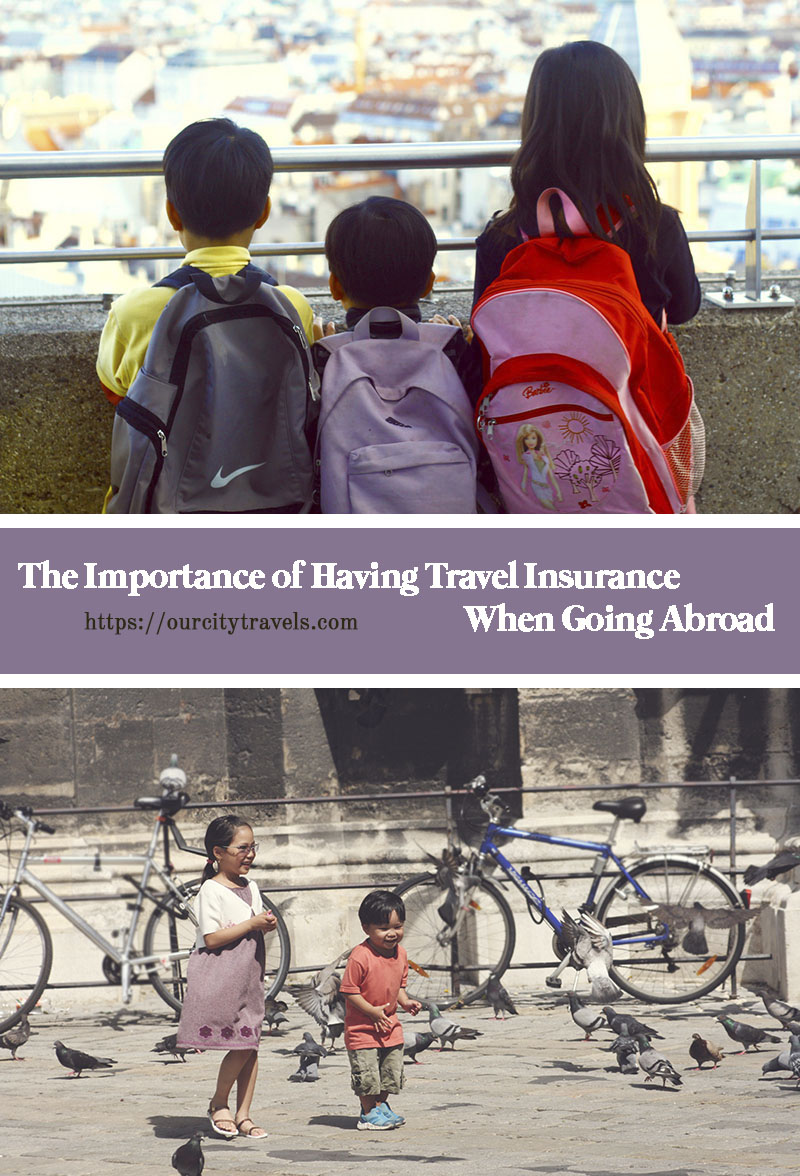 Many travellers opt out of the travel insurance offered in-flight or by a ticketing agent.Travel insurance just like any forms of insurance are used in order to protect you against unexpected events.