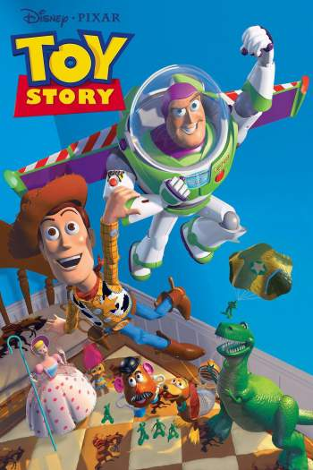 Toy Story Torrent - BluRay 720p/1080p Dublado