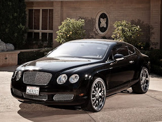 Cher's Bentley