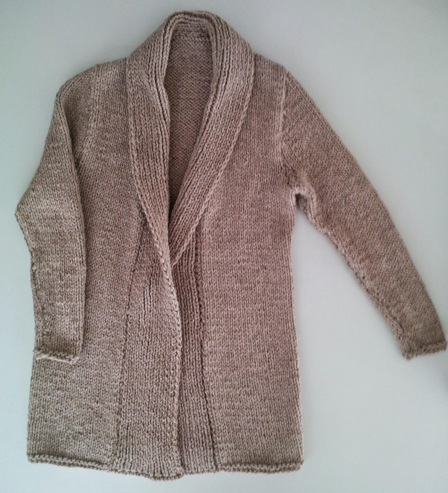 Una chaqueta de punto paso a paso (con más tallas en comentarios) Publicado el 12 junio, a las por Beatriz / Patrones Gratis / 20 Comments Para tu bebé, una chaqueta de punto paso a paso.