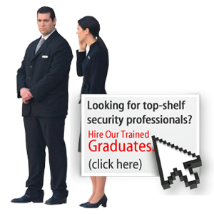 security job placement
