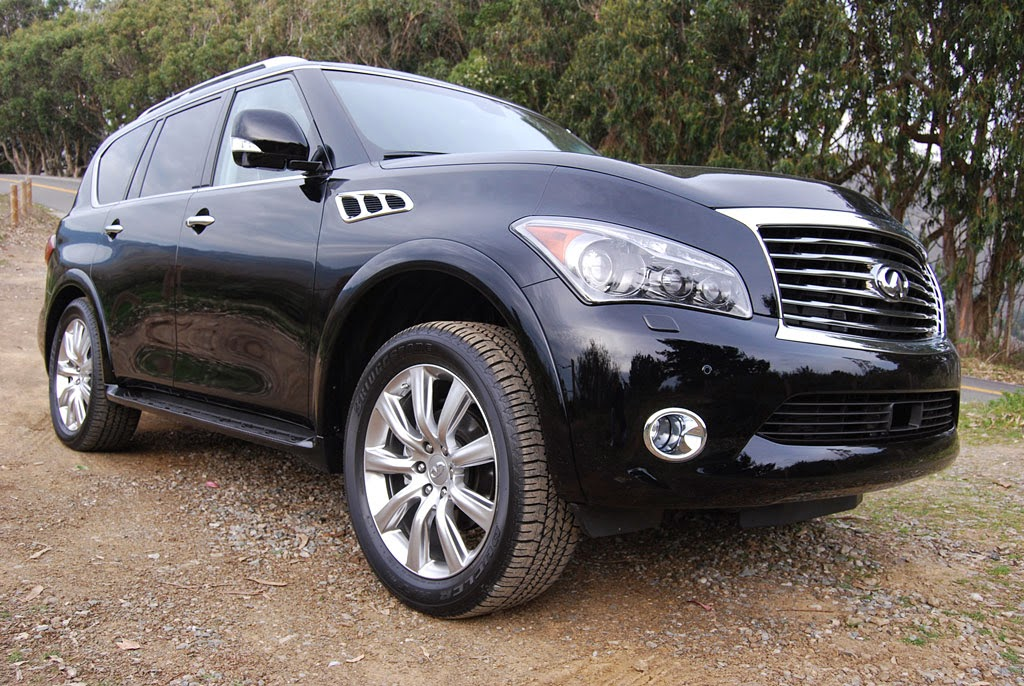 079 2012 Infiniti QX56 is the most luxury and powerful SUV on the planet