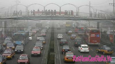 Không khí ô nhiễm làm giảm khả năng tư duy 2