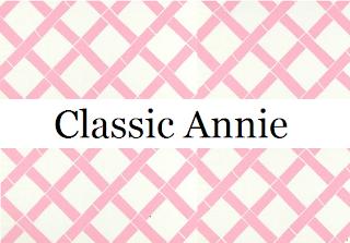 Classic Annie.