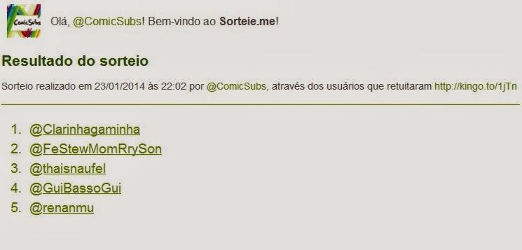 Sorteio 01