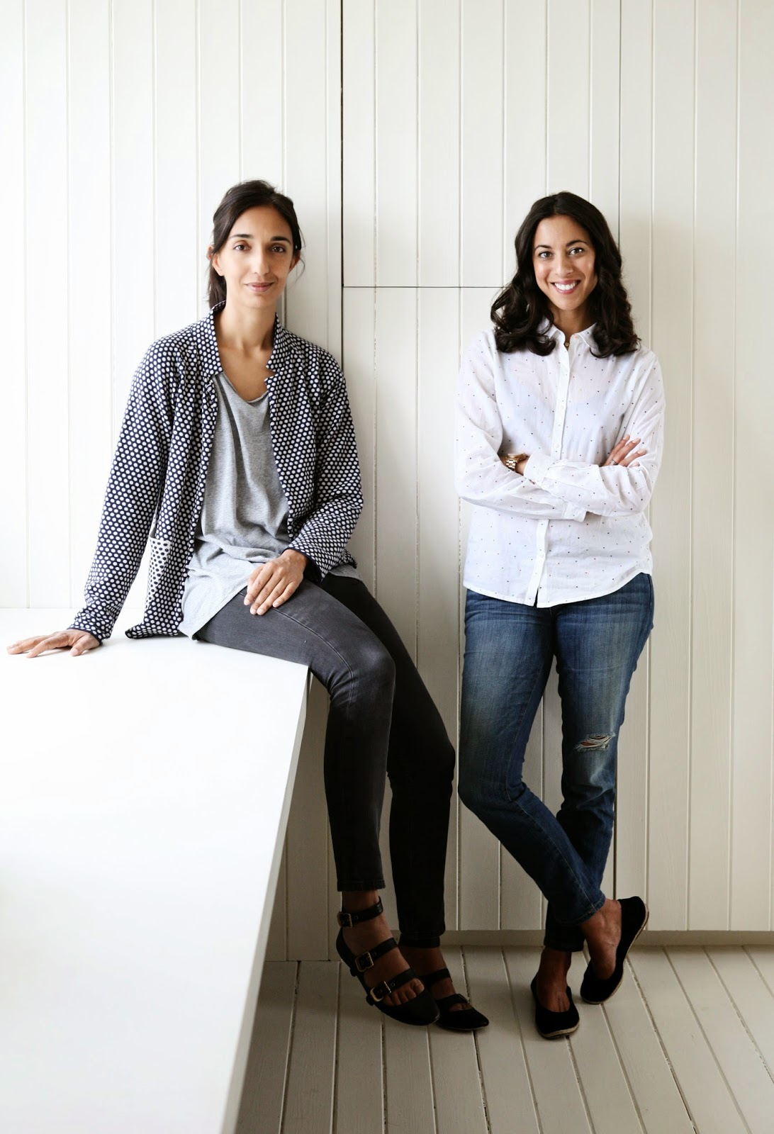 image of Anna and Rachael of Chinti & Parker