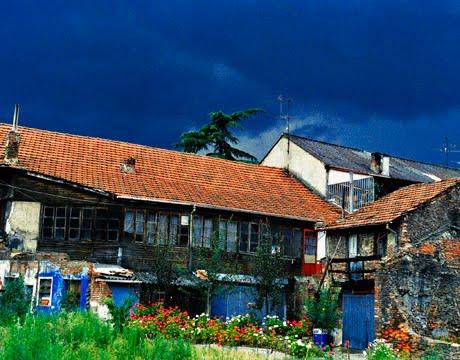 Pintoresco barrio de Oñón