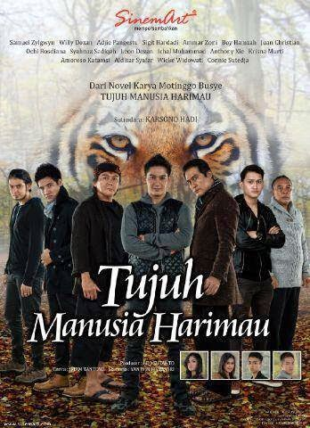 Ini Dia Sinopsis 7 Manusia Harimau Yang di RCTI