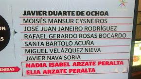 """SE DIVULGA LA IDENTIDAD DE LOS PERSEGUIDOS POR LA PGR EN EL CASO """"DUARTE"""""""