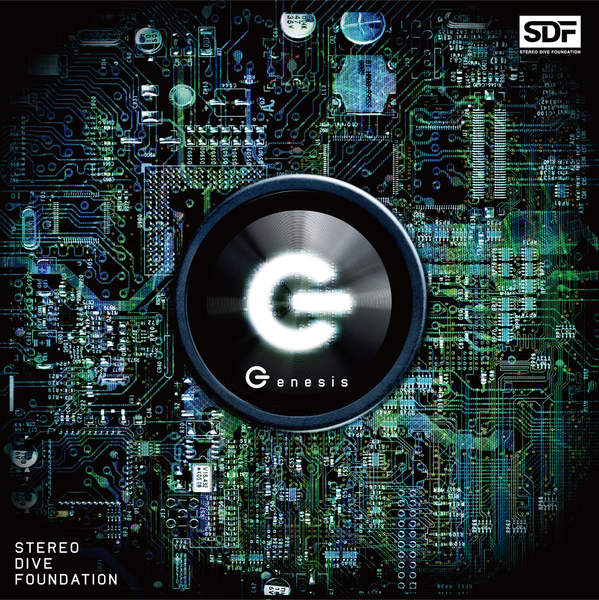 [Single] STEREO DIVE FOUNDATION – Genesis (2016.01.27/MP3/RAR)