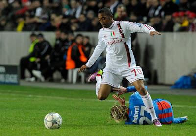 Viktoria Plzen 2 - 2 AC Milan (2)