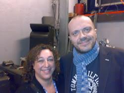 M Cristina Noris e Max Pezzali