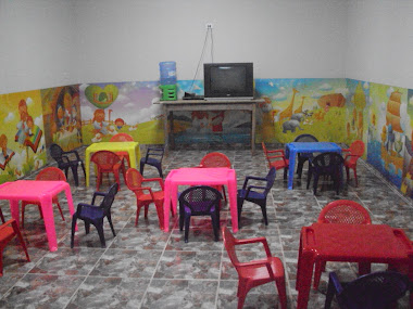 Sala do Departamento Infantil