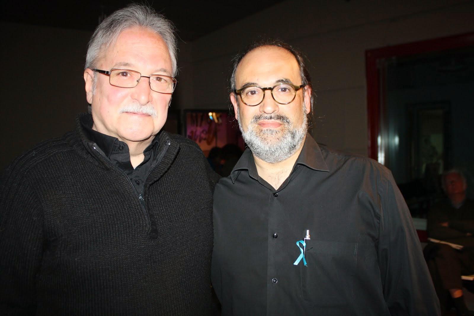Amb en Jordi Sabatés