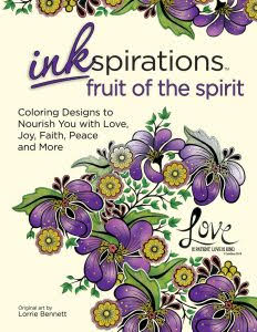 My Current Giveaway: Inkspirations Coloring Book