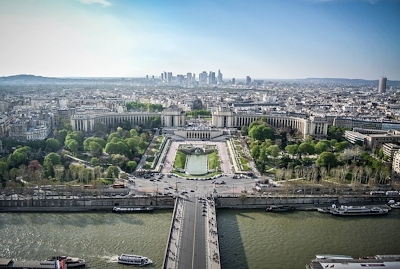 most beautiful city in the world paris