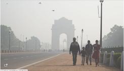 Nueva Delhi: Capital mundial de la contaminación