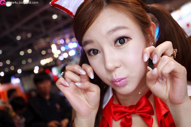 5 Ji Yeon Soo - G-Star 2011-very cute asian girl-girlcute4u.blogspot.com
