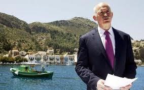 """ΚΑΙ ΟΜΩΣ ΠΕΡΙΔΙΑΒΑΙΝΕΙ ΕΛΕΥΘΕΡΟΣ Το έγκλημα της 23ης Απριλίου 2010 - Οταν ο ΓΑΠ """"πούλησε"""" την Ελλάδα και τους Έλληνες"""