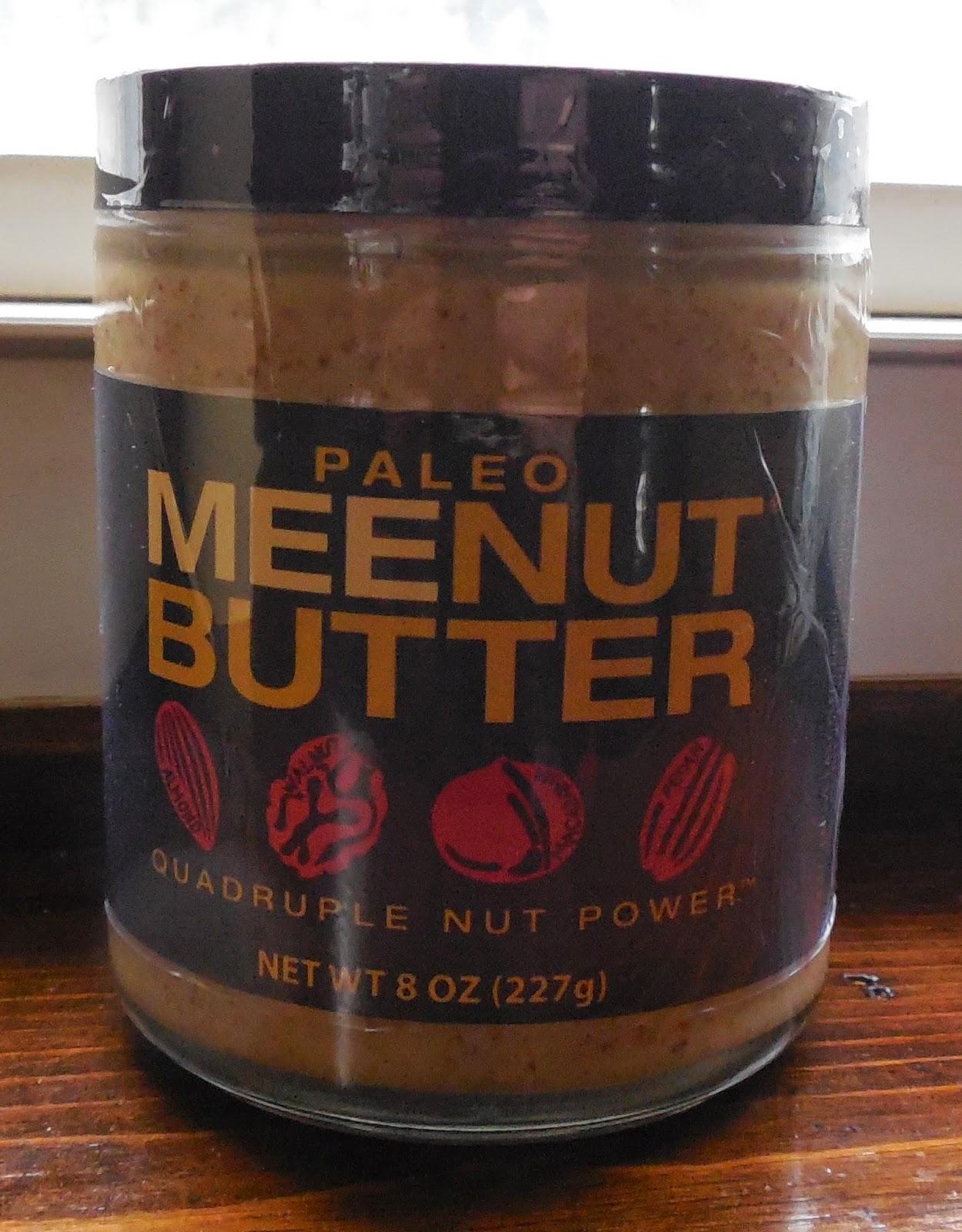Paleo Meenut Butter