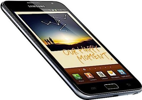 Spesifikasi Harga Samsung Galaxy Note Review
