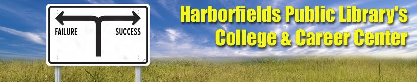 Harborfields Public Library's Career & College Center
