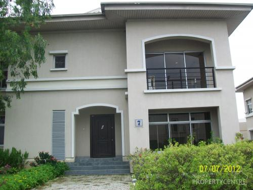 Treasure Gardens Estate: Executive 5 Bedroom Duplex And A 3 Bedroom Flat  Plus Swimming Pool And Gym