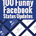 100 Funny Facebook Status Updates - Free Kindle Non-Fiction