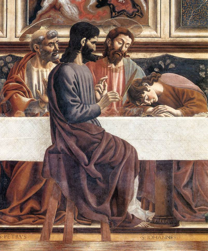Did Our Lord Give The Holy Eucharist To Judas Iscariot At Last Supper And First Mass Saint John Chrysostom Explains Apostolic Tradition That Christ