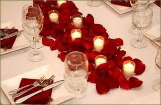 Sugestões e dicas de Decoração para Jantar de Noivado