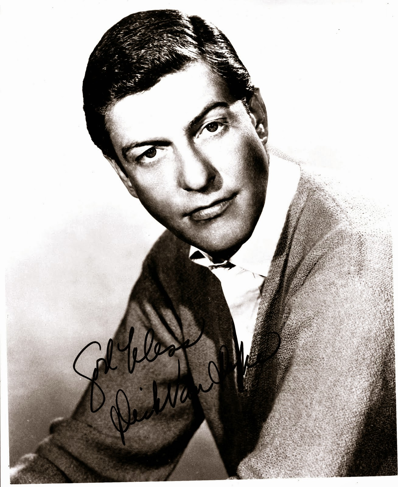 Legendary Dick Van Dyke auto. 8x10 photo $35.00 FREE ship