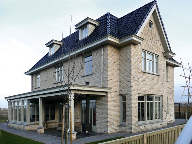 Vrijstaand Huis Bouwen : Huisontwerp vrijstaande woning bouwen