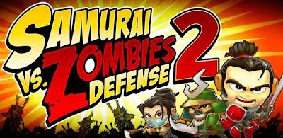 APK FILES™ Samurai vs Zombies Defense 2 APK v1.1.1 ~ Full Cracked