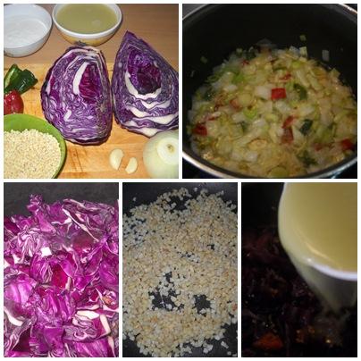Aprendiendo a cocinar cosillas de guancheloco sopa de for Cocinar lombarda