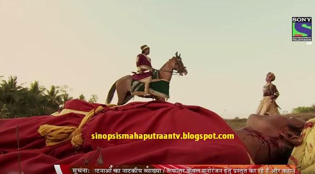 Sinopsis Mahaputra Episode 118