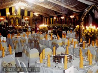 pakar penghias dekorasi dalam Man Catering