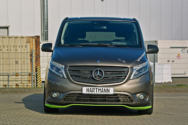 mercedes metris custom