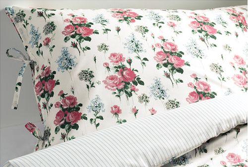 ikea floral bedspread