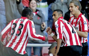 Sunderland  1-0 West Ham All Goals (13/12/2014) 2014/2015 HD