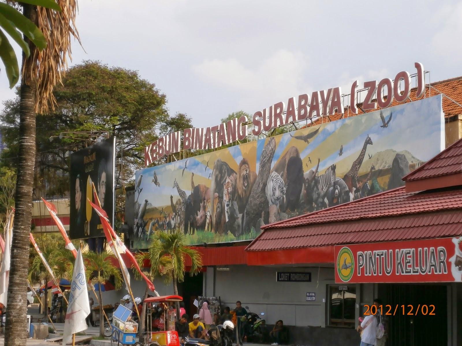 rekomendasi 5 tempat wisata di surabaya jawa timur