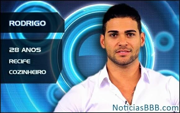 Fotos e Vídeos Rodrigo no BBB14