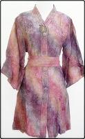 baju atasan batik wanita